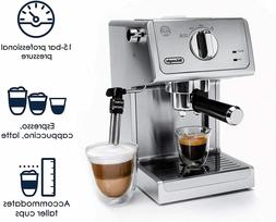 De'Longhi ECP3630 15 Bar Pump Espresso and Cappuccino Machin