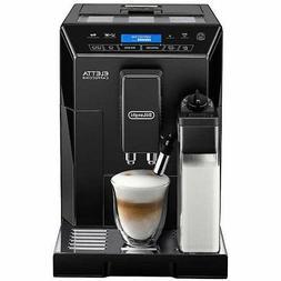 de longhi eletta fully automatic espresso cappuccino