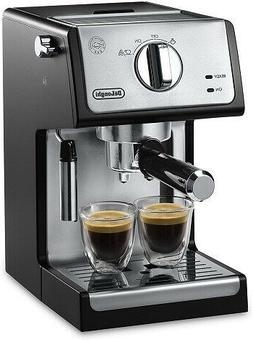 Delonghi ECP3420 15-Bar Pump Cappuccino Espresso Machine - B