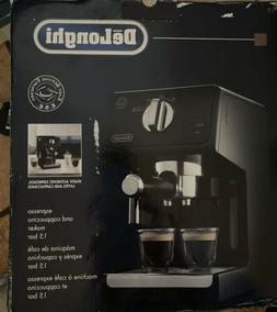 delonghi ecp3420 15 bar pump espresso lattes