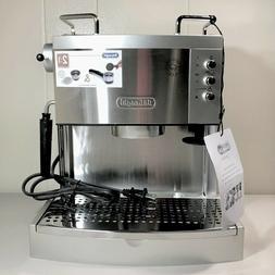 DeLonghi Esclusivo Espresso Maker Machine Cappuccino Coffee