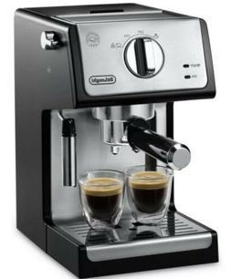 DeLonghi Espresso Machine Maker ECP3420 15 Bar Pump Cappucci