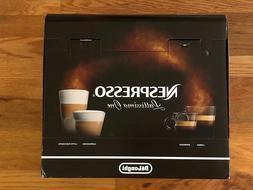 Nespresso DeLonghi Lattissima One Espresso Maker Black EN500