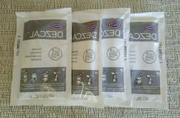 Urnex DEZCAL™ Activated Scale Remover Powder 4 Pack