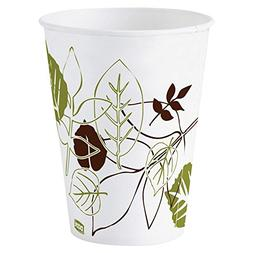Dixie 58WS Pathways WiseSize Wax-Treated Paper Cold Cups, 5o