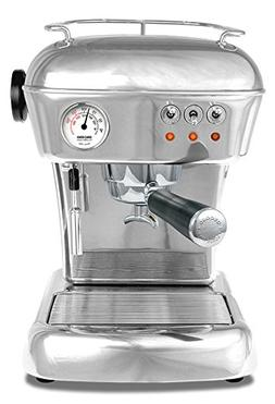 Ascaso Dream UP V3 Espresso Machine - Polished Aluminum