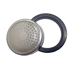 E-61 Group Head Kit - Group Shower Screen & 8mm Group Gasket