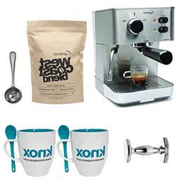 Capresso EC Pro Professional Espresso Cappuccino Machine - S