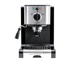 Capresso - EC100 Espresso Maker/Coffee Maker - Black/stainle