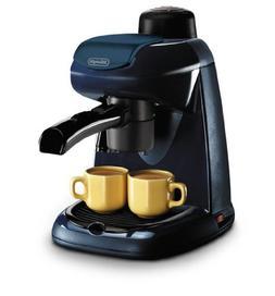 Delonghi EC5 4-Cup Cappuccino Espresso & Coffee Maker, 220-V