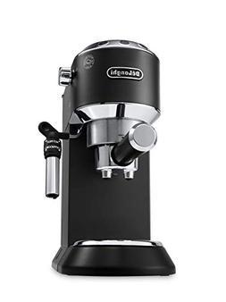 Delonghi EC685.B DEDICA 15-Bar Pump Espresso Machine Coffee