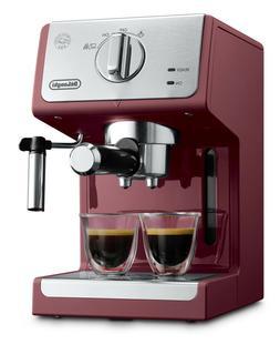 De'Longhi ECP3220R 15 Bar Espresso Machine with Advanced Cap