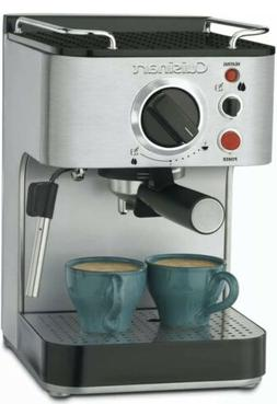 Cuisinart EM-100FR 1000-watt 15-bar Espresso Maker