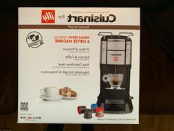 Cuisinart EM-400 Buona Tazza Single Serve Espresso Maker.**