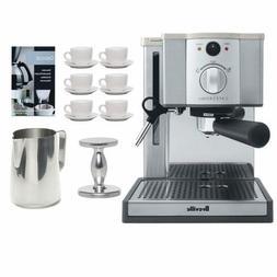 Breville ESP8-XL Cafe Roma Espresso Machine w/Espresso Tampe