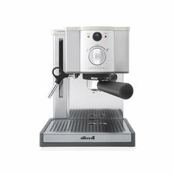 Breville ESP8XL Cafe Roma Stainless Espresso Maker - Dual-wa