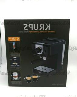 Krups Espresso & Cappuccino Coffee Maker XP3208 Series 120V