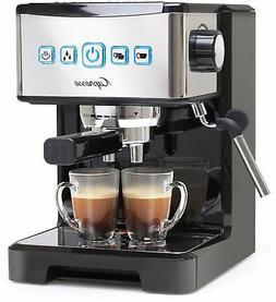 Espresso Cappuccino Machine Maker Ultima Pro Programmable 15