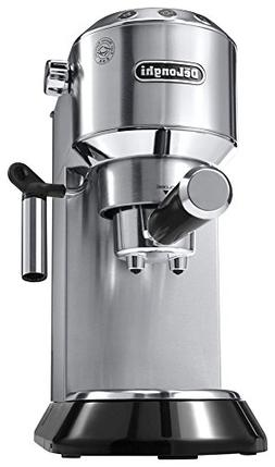 """DeLonghi """"DEDICA"""" Espresso Cappuccino Maker EC680M 【Japan"""