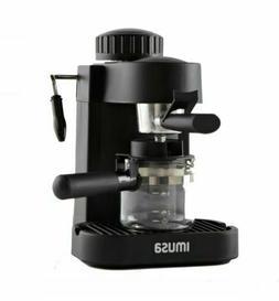 IMUSA Espresso Cappuccino Maker Steam Control Thick Froth 4