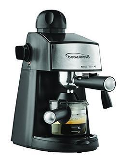 Espresso & Cappuccino Maker - Coffee Java Powerful Steamer F