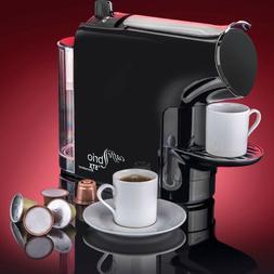 Espresso Coffee Maker Machine Caffè Brio - VTC Dispenser &
