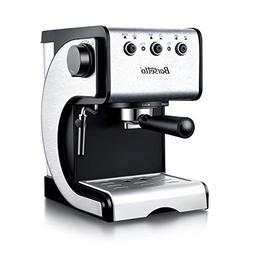 Espresso Coffee Maker Barsetto Coffee Machine 15 Bar Stainle