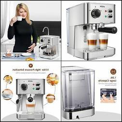 AICOK Espresso Machine, Cappuccino Maker, Latte Coffee Maker