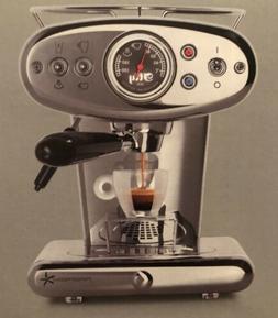 Illy Espresso Machine Iperespresso Espresso&Coffee X1 Annive