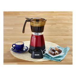 Espresso Maker, Coffee Maker ,6 Cup Electric Espresso Maker