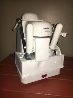 KRUPS ESPRESSO MINI 963 CAPPUCCINO MACHINE WHITE COFFEE MAKE