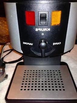 Krups Espresso Novo: Espresso/ Cappuccino Maker