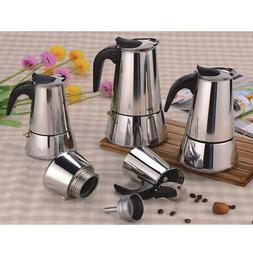 espresso stove top coffee maker moka percolator
