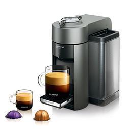 Nespresso Evoluo GCC1-US-TI-NE, Titan Gray