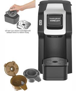 Hamilton Beach FlexBrew Single Serve Coffee Maker Compatible