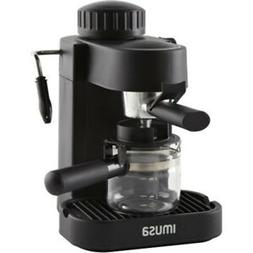 Imusa GAU-18202 Electric 4 Cup Espresso Maker - FREESHIP