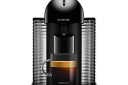 Nespresso GCA1-US-BK-NE VertuoLine Coffee and Espresso Maker