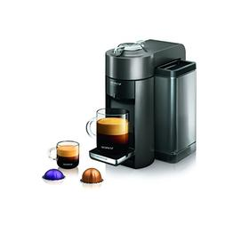 Nespresso GCC1-US-GM-NE VertuoLine Evoluo Deluxe Coffee and