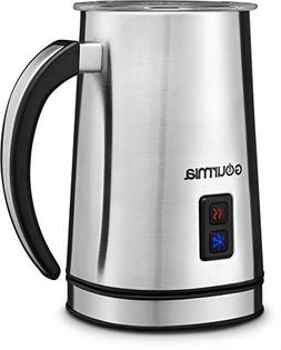 Gourmia GMF225 Cordless Electric Milk Frother & Heater for E