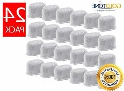 24 Premium Charcoal Water Filters for All Keurig 1.0 2.0 & B