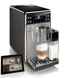 Saeco GranBaristo Avanti Automatic Espresso Machine - Stainl