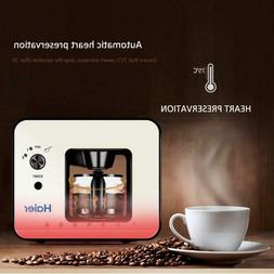 Haier Brew Automatic Coffee Makers 4Cup With Grinder Espress