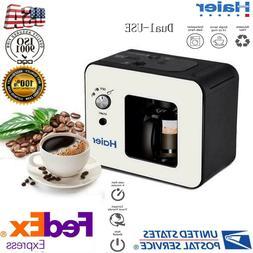 haier brew automatic coffee makers 4 cup