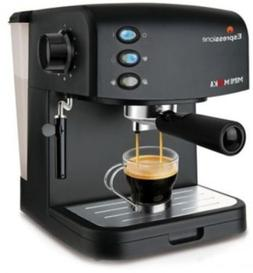 home kitchen pump espresso coffee brewer cappuccino
