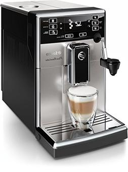 Home 2Cup Stainless Steel PicoBaristo Automatic Espresso Cof