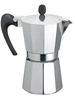 GAT Italian Made Induction Stove-Top Moka Espresso Coffee Ma