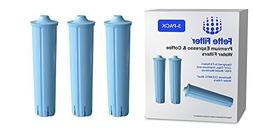 Jura Clearyl Blue Compatible Water Filters - Replaces Part #