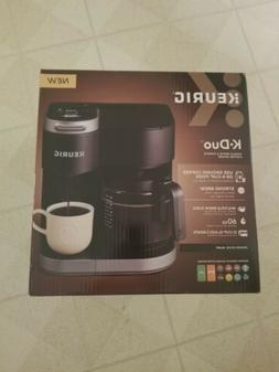 k duo coffee maker single serve
