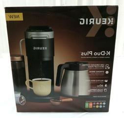 Keurig K-Duo Plus Single-Serve and Carafe Coffee Maker Black