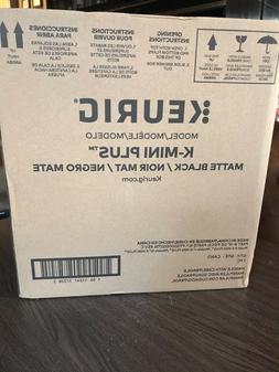 Keurig K- Mini Plus, matte black, brand new in box